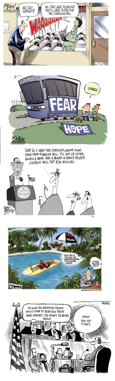 Stimulus Plan or Bust