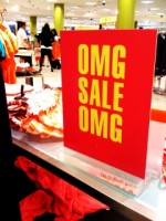 Consumer Alert: Department Store Marks Up Price by 300 Percent Pre-Discount