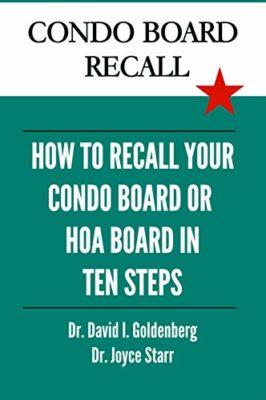 How to Recall Your Condo or HOA Board