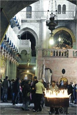 Jerusalem Sites: Church Holy Sepulchre